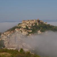 Cordes-sur-ciel dans le Tarn, Occitanie
