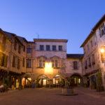 Castelnau-de-montmiral dans le Tarn (81)
