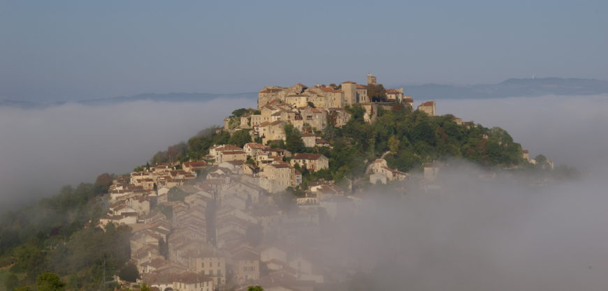 Gite et chambre d'hôtes près de Cordes-sur-ciel dans le Tarn, Occitanie