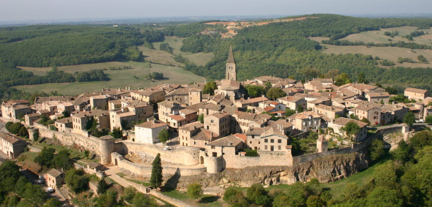 Puycelsi un des plus beaux villages de France