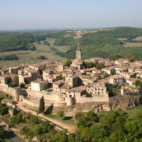 Puycelsi un des plus beaux villages de France